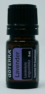 doTERRA Lavender 5ml Essential Oil Supplement - New/Sealed! Exp: 2025