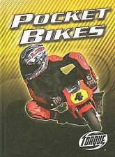 Pocket Bikes (Torque Books: Motorcycles)-ExLibrary