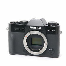 Fujifilm Fuji X-T10 16.3MP Mirrorless Digital Camera Body (Black) #111