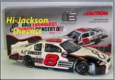 DALE EARNHARDT JR 2003 #8 TRIBUTE CONCERT NASCAR DIECAST RACE CAR 1/24