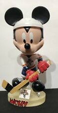 Mickey Mouse Bobblehead in Florida Panthers Uniform NHL NWOB