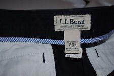 LL Bean Favorite Fit Skirt - Navy Blue - SIze 18 - EUC
