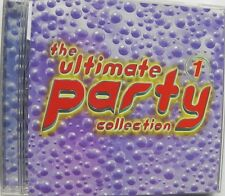 THE ULTIMATE PARTY COLLECTION 1 CD DIANA ROSS JAMES BROWN KOOL AND THE GANG