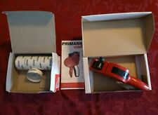 "Primark Meto P-14 6 Digit Price Gun Red w box, manual & 8000+ ""Stihl"" labels Vgc"