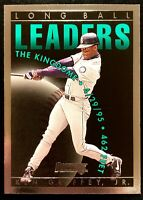 1996 DONRUSS LONG BALL LEADERS #6 KEN GRIFFEY JR. 2156/5000 KINGDOME MARINERS