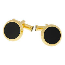 Montblanc Meisterstuck Gold Tone Cufflinks