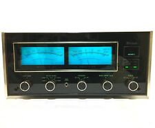 McIntosh MC2205 Stereo Power Amplifier Vintage AUDIOPHILE EXCELLENCE DETAILED A+