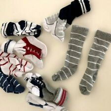 Boys Knee High Tube Socks, Assorted, Pack of 8
