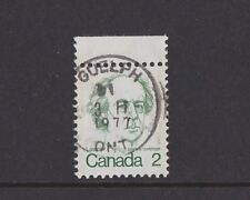 Canada 1972 Definitive 2c Used SG694 Laurier CDS GUELPH Ontario