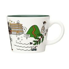 Starbucks Mug Cup Coffee Journey Reserve Roastery Tokyo 1th Anniversary Limited