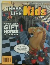 Chess Life Kids June 2016 Always Look a Gift Horse in the Mouth FREE SHIPPING sb