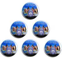 Joe Biden / Kamala Harris Inauguration Buttons set of 6 (INAUG-003-X6)