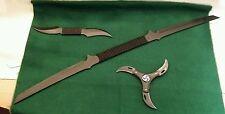 Ninja Sword and Knifes Set.