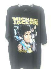 Black Michael Jackson T-Shirt Brand New Licensed Foot Locker Size Xl M-3