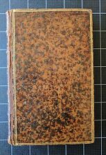 Ovid's Art of Love in Three Books w/ The Court of Love by Chaucer 1748 London