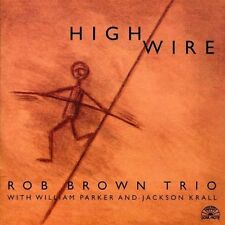 Rob Brown, Rob Brown Trio - High Wire [New CD] Italy - Import