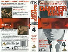 Danger Man (Number Four) starring Patrick McGoohan