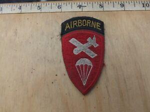 WW2?, Type, U.S. AIRBORNE COMMAND, Sleeve Patch.
