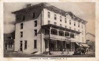 Postcard Lambertville House New Jersey