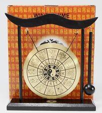 Zen Table Gong 12 Chinese Zodiac Feng Shui Meditation Desk Bell Home Decor Gift