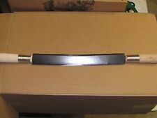 "12"" Double Edge Fleshing Knife   Traps  Trapping Snare Raccoon Muskrat  NEW SALE"