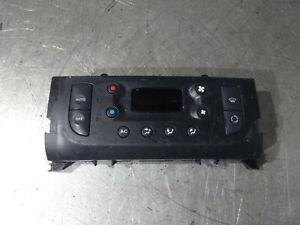 Renault Clio 2001-2006 Dash Digital Climate / Heater Controls Panel