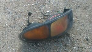 01 02 LANOS R. TAIL LIGHT HTBK 3 DR QUARTER PANEL MOUNTED 83636