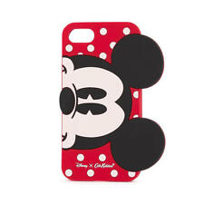 Cath Kidston Disney Mickey Mouse iPhone 7 Phone Case NEW Rubber 3D cover