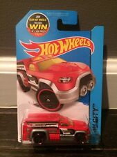 2015 Hot Wheels HW CITY Rescue Duty 46/250 (Red Version)