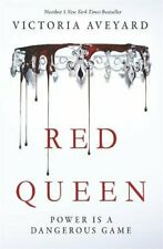Red Queen by Victoria Aveyard Book The Cheap Fast Free Post