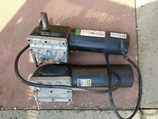 INVACARE ELECTRIC 24 Volt  MOTORS GOOD WORKING USED ORDER  (PAIR)