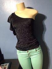 Unbranded One Shoulder Sleeve Tops for Women