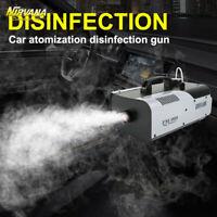 1L Disinfection Fogging Machine Atomization Sprayer Fogger Sterilization