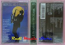 MC MONTECARLO NIGHTS VOL II ronny jordan pat metheny SIGILLATA cd lp dvd vhs
