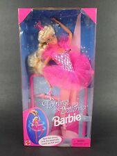 Twirling Ballerina 1995 Barbie Doll
