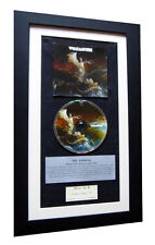 WOLFMOTHER Debut 1st CLASSIC CD Album GALLERY QUALITY FRAMED+EXPRESS GLOBAL SHIP