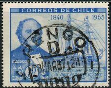 Chile Postmark cancel RENGO DESPACHO 8 marzo 1967