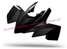 NEW SUZUKI LTZ400 Z400 09 - 13 QUADSPORT BLACK PLASTIC FRONT FENDER PLASTICS