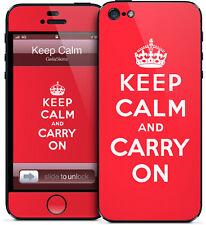 Gelaskin Gelaskins iPhone 5 5S Keep Calm