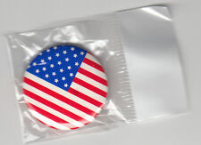 "American Flag 1.5"" inch Button-Pin New"