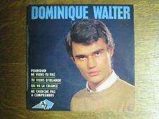 DOMINIQUE WALTER EP FRANCE POURQUOI... (CHRISTOPHE)