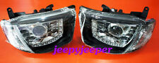 DEPO LED PROJECTOR HEADLIGHT Head Lamp MITSUBISHI TRITON L200 2005 2012 2015