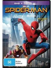 Spider-Man - Homecoming (DVD, 2017) NEW