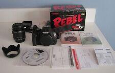 Canon EOS Rebel T2i (550D) DSLR Camera (885 Pics) w/ EF-S 18-55 IS II Lens Kit