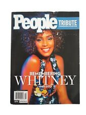 Whitney Houston People Tribute Remembering Whitney Magazine Special Issue