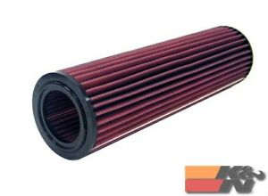 K&N Replacement Air Filter For ALFA ROMEO SPIDER VFKA E-9123