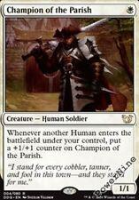 1 PreCon Champion of the Parish - White Duel Decks Blessed vs Cursed Mtg Magic R