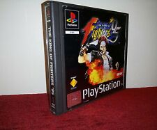 🌋🌡The King Of Fighters*95 - PS1 COMPLET PAL(FR)CLASSIC TTBE SNK EX. RARE🌋🌡️™