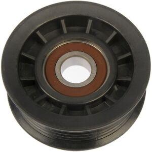 Drive Belt Idler Pulley fits 2004-2008 Workhorse R32 P30 P32  DORMAN - TECHOICE