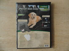 Top QUALITY Car Seat PET/Cane Protettore da Zoofari NUOVO 165 x 145 cm